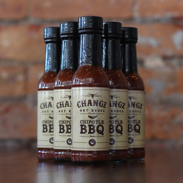Chipotle BBQ - Changz Hot Sauce