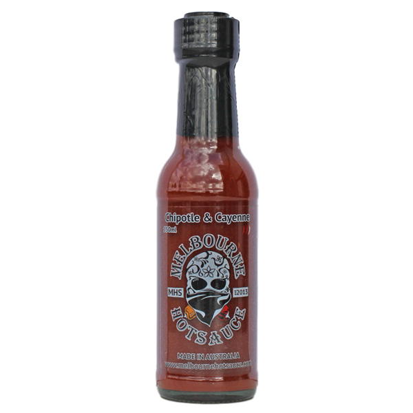 Chipotle & Cayenne - Melbourne Hot Sauce