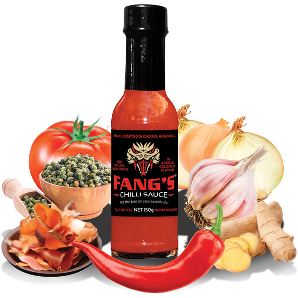 Fang's Chilli Sauce