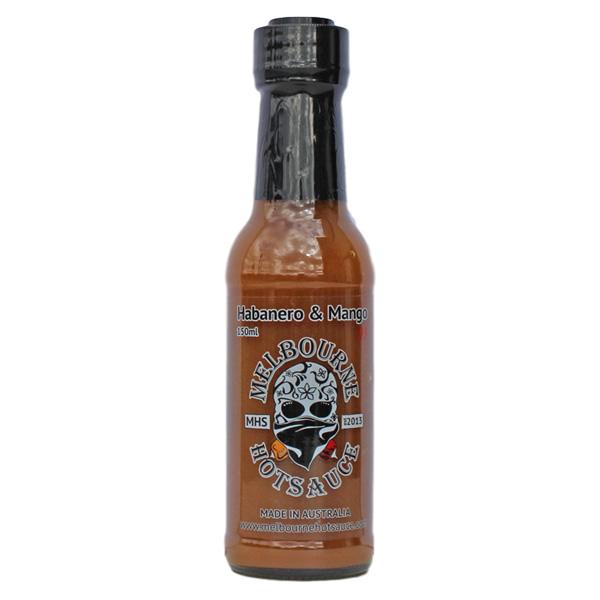 Habanero Mango - MelbourneHot Sauce
