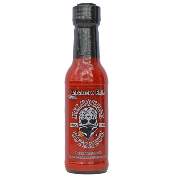 Habanero Roja - MelbourneHot Sauce