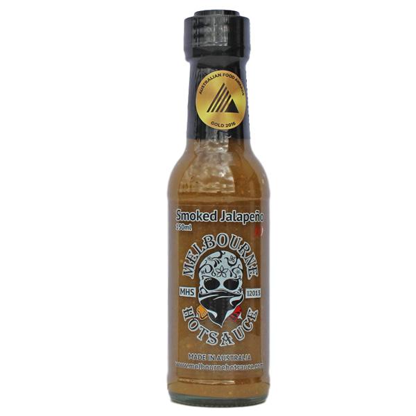 Smoked Jalapeno - MelbourneHot Sauce