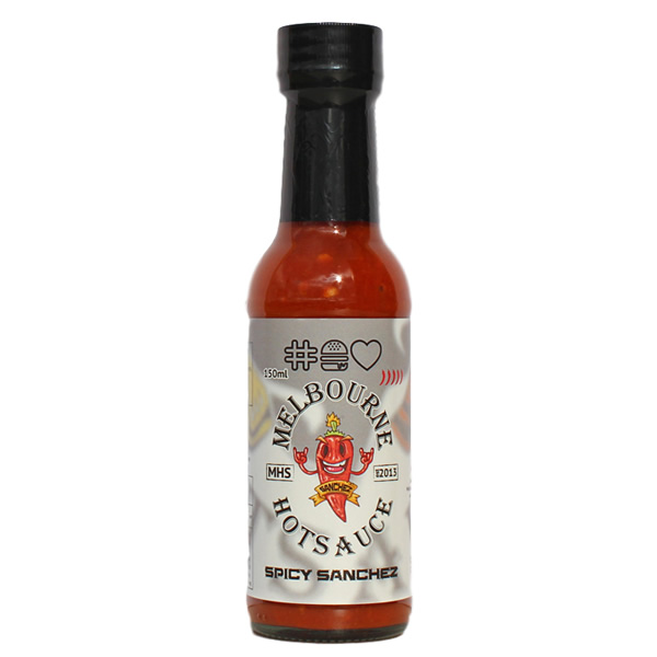 Spicy Sanchez - Melbourne Hot Sauce