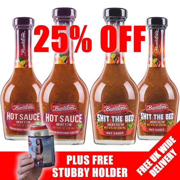 Hot Sauce - STB Black Friday Bundle